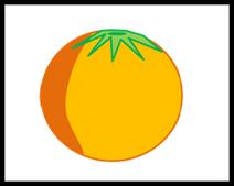 Prize Orange