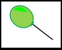 Prize Balloon