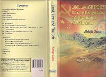 LAND, LAW AND THE LEFT