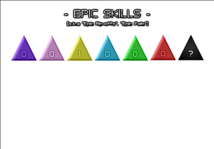 Anti idle epic skills