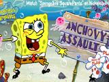 Anchovy assault