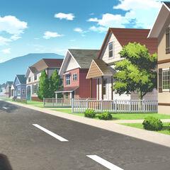 Dom rodzinny - Ulica