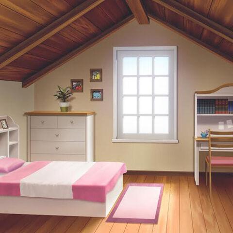 Dom rodzinny - Sypialnia