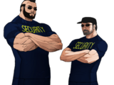 Ochroniarze