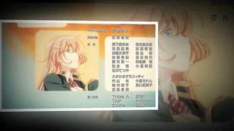 "Taimadou Gakuen 35 Shiken Shoutai ED ~Calling my Twilight"" by Kanako Itou"