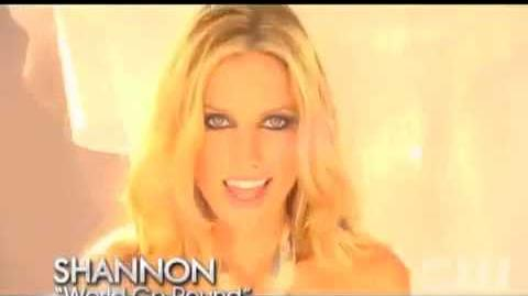 Shannon Stewart - World Go Round
