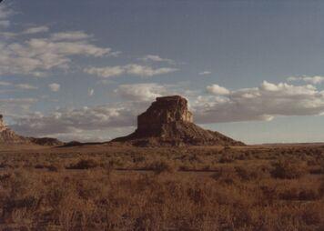 Lone mesa
