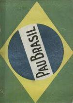 Pau brasil livro
