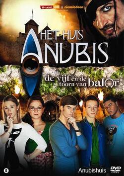 Anubis de Vijf en de Toorn van Balor
