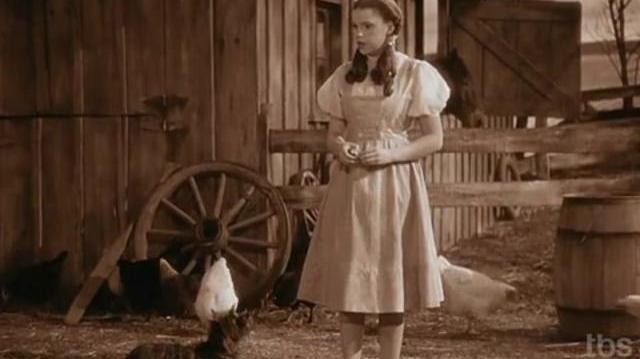 OST mv The Wizard of Oz (1939) Judy Garland Over The Rainbow