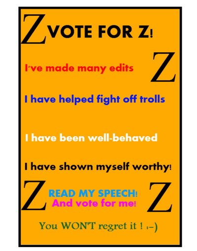 Z's Poster