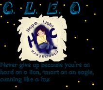 Cleo profil