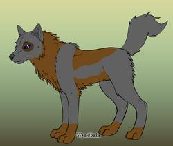 Nina Wolf by Cleo
