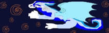 Ujalan lodowy smok by Cleo