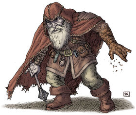 Player character 03 dwarf wizard by domigorgon-d5sye0j
