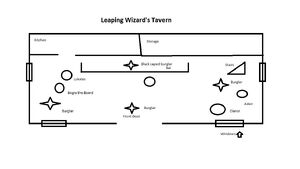 1 Leaping Wizards Tavern