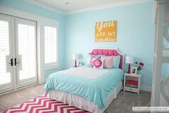 Preteen Girl Bedroom