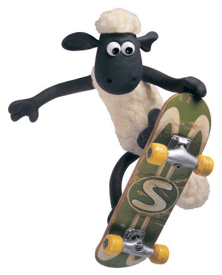 Shaun The Sheep Character 2