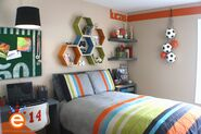 Preteen Boy Bedroom