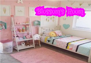 Blossom's Room