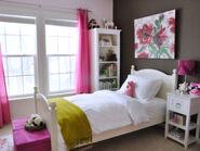 Teen Girl Bedroom 9