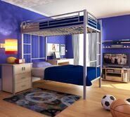Teen Boy Bedroom 7