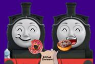 Donald & Douglas 4