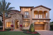 Mediterranean-Style House