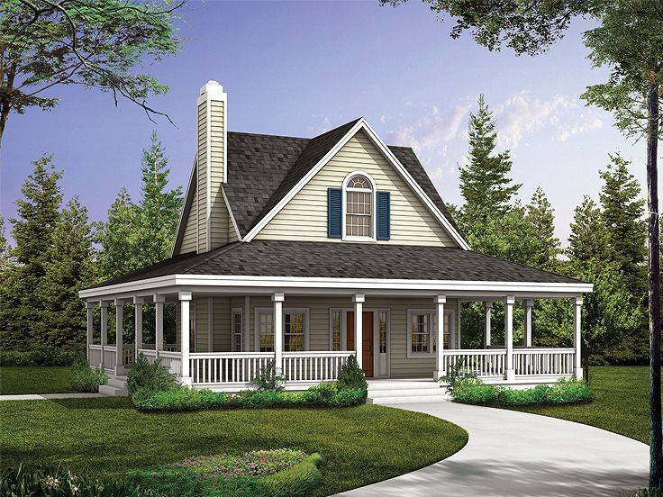 Perfect Country House