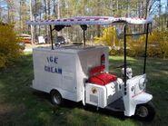 1969 Cushman Ice Cream Truckster