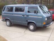 1985 Volkswagen Vanagon