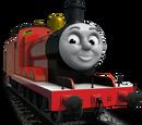 James (Steam Engine)