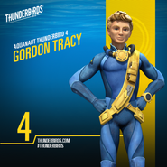 Gordon Tracy 2