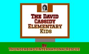 The David Cassidy Elementary Kids
