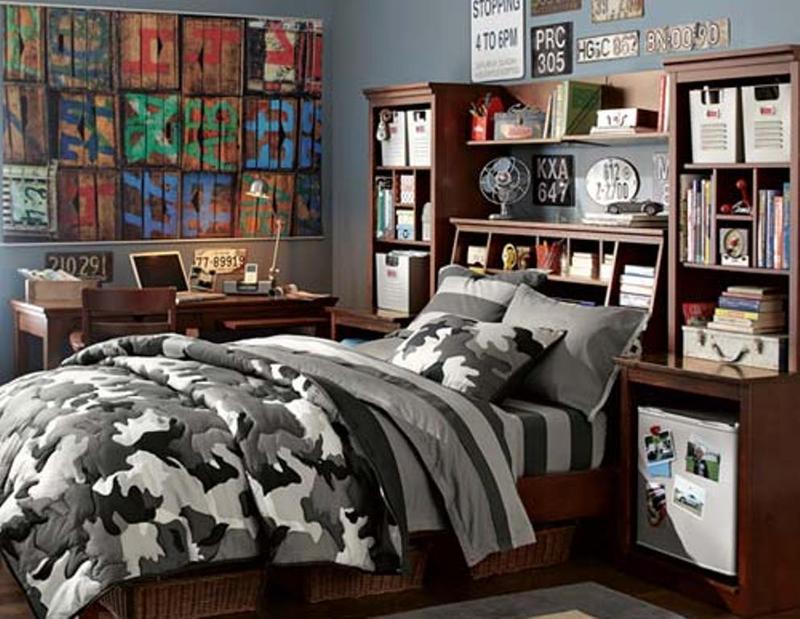 Teen Boy Bedroom 8
