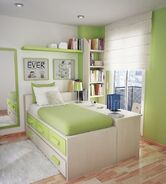 Preteen Girl Bedroom 2