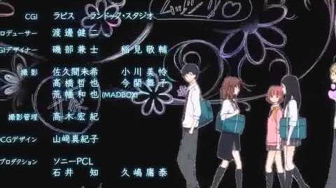 Ao Haru Ride Ending【HD】アオハライド ED