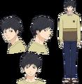 Yoichi Tanaka Anime Concept