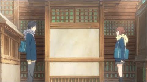 TVアニメ『アオハライド』番宣CM(届かぬ想いver