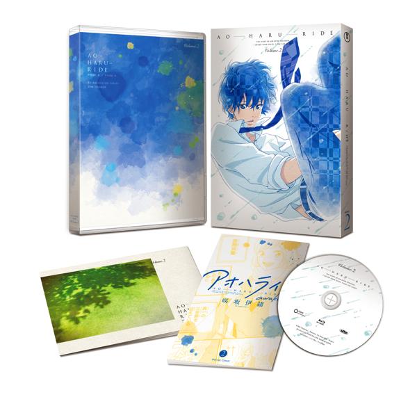 BD & DVD volume 2 detail