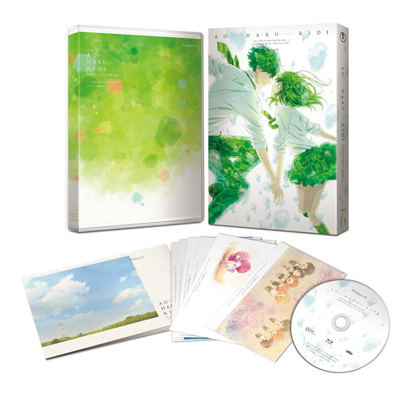 BD & DVD volume 6 detail