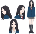 Shuko Murao Anime Concept