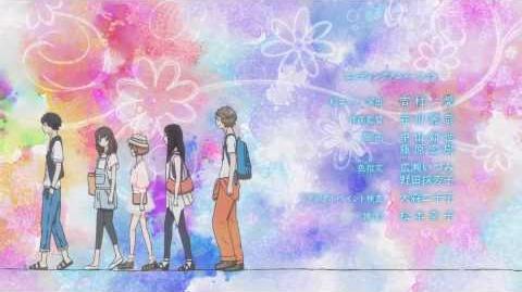 » Ao Haru Ride アオハライド ED Ending 「Blue」