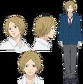 Aya Kominato Anime Concept