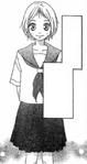 Yumi durante la escuela media