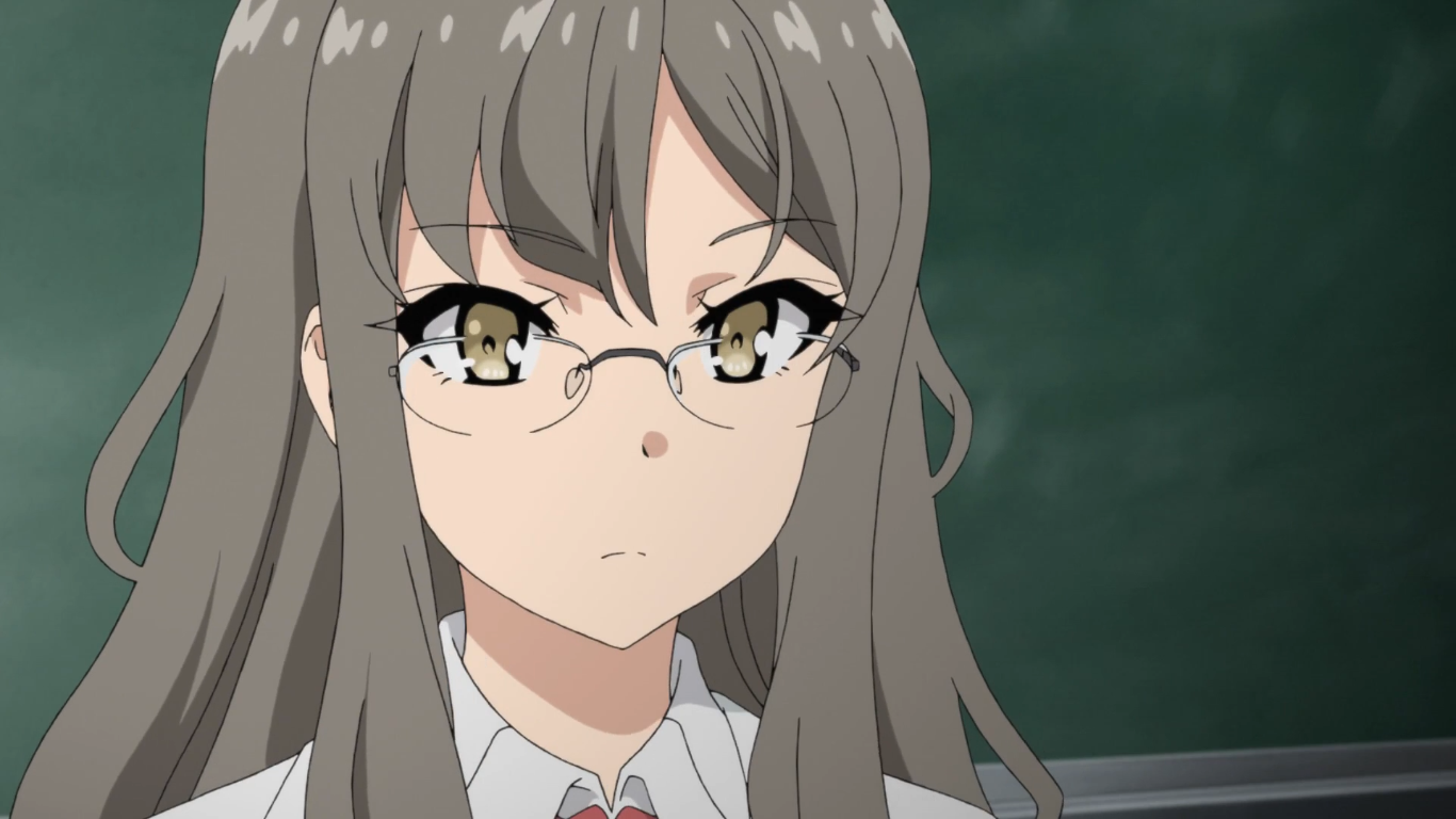 Image result for rascal does not dream of bunny girl senpai butt