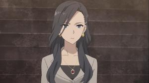 Mai's mother Anime