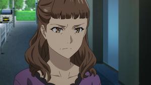 Nodoka's mother anime