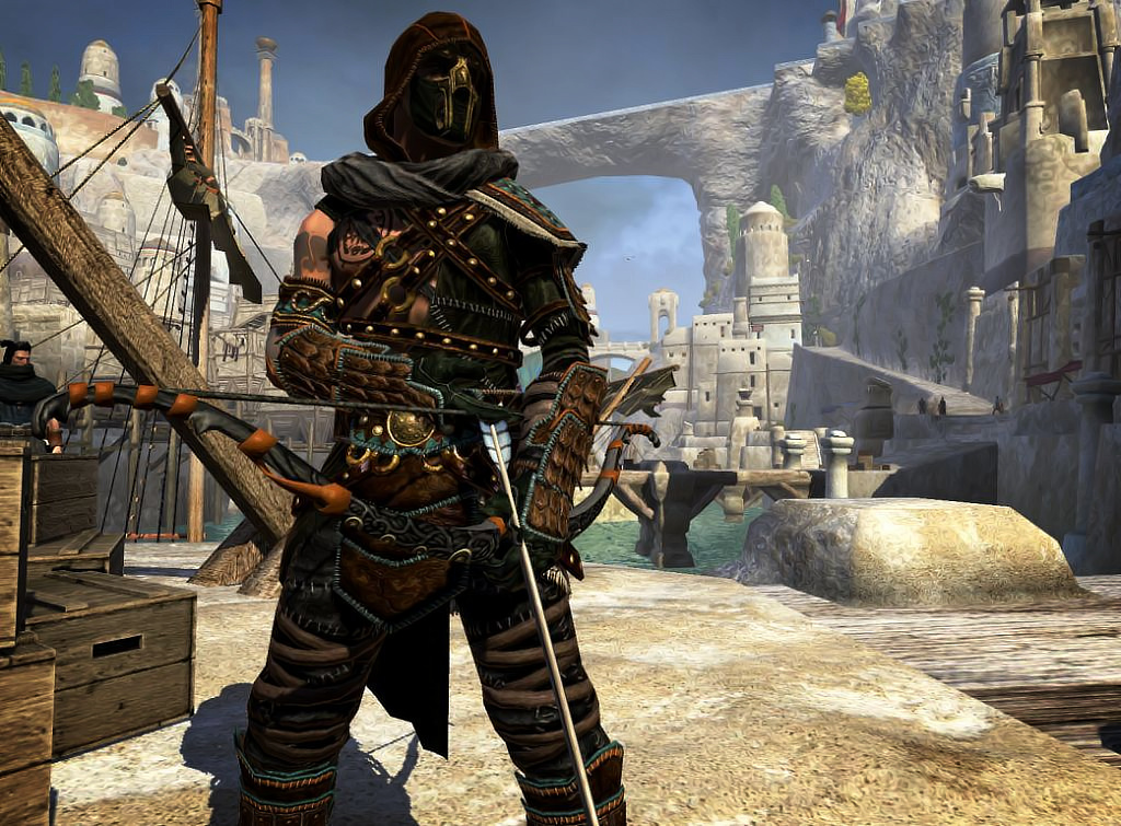 Age of Conan Unchained Gameplay : Dark Templar Questing ...