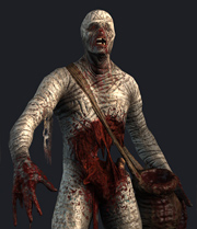 Vengeful mummy bestiary
